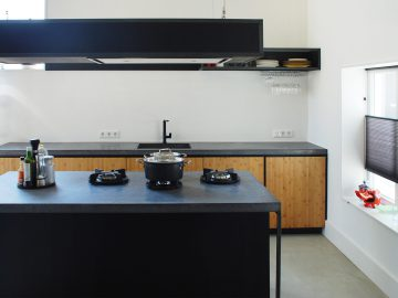 keuken staal