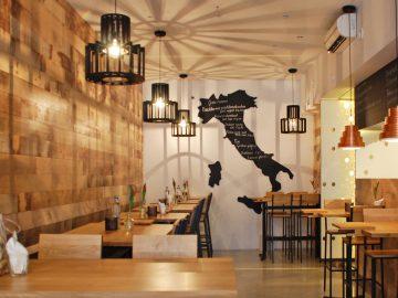 wijnbar interieur