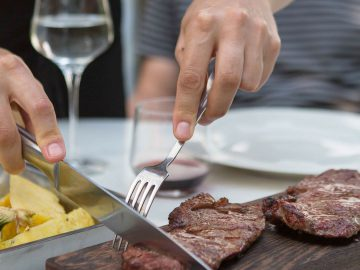 grillen vlees haard
