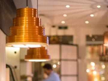 lamp koper ringen