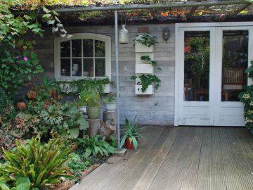 tuinhuis sloophout