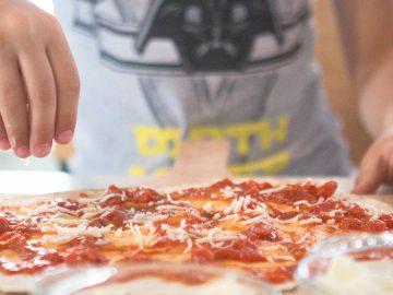 pizzaoven cortenstaal